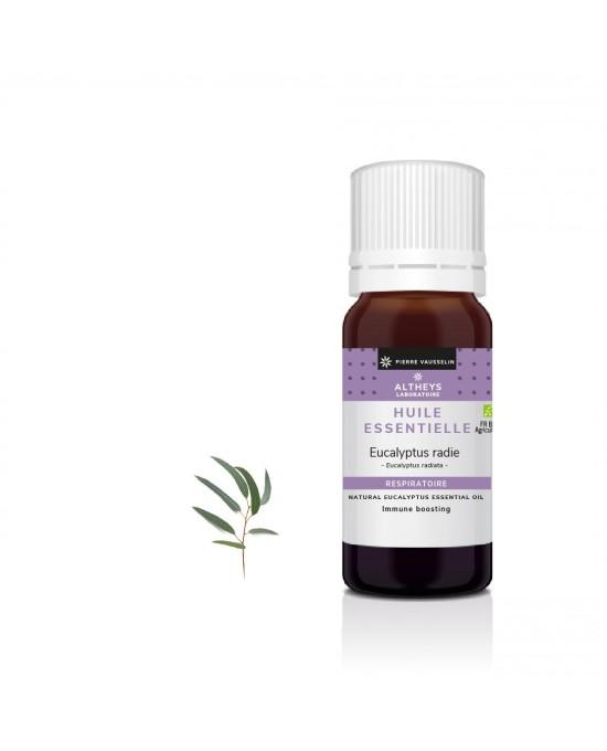 huile essentielle Eucalyptus Radié Altheys