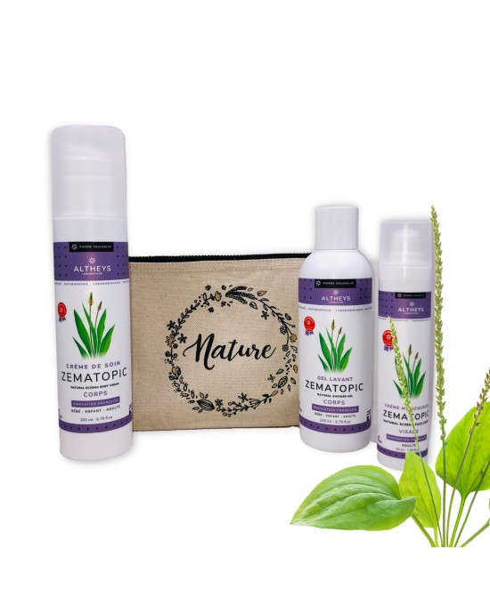 kit produits plantain